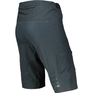 Leatt Shorts MTB 2.0 Black BackLeft 5021130280