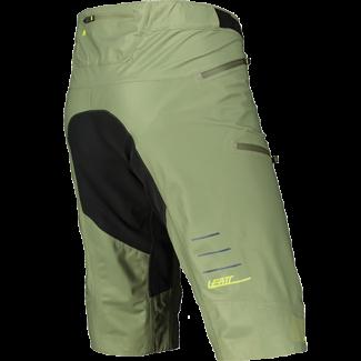 Leatt Shorts MTB 5.0 Cactus BackLeft 5021130120
