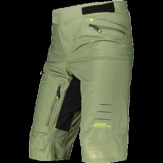 Leatt Shorts MTB 5.0 Cactus FrontLeft 5021130120