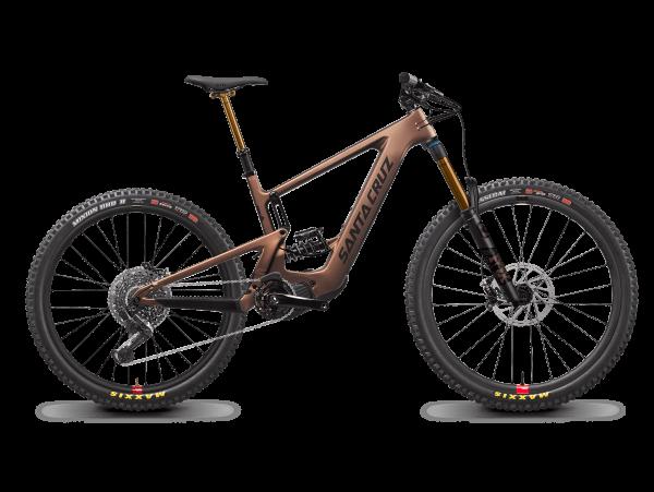 Santa Cruz Bullit X01_RSV_Coil_Copper