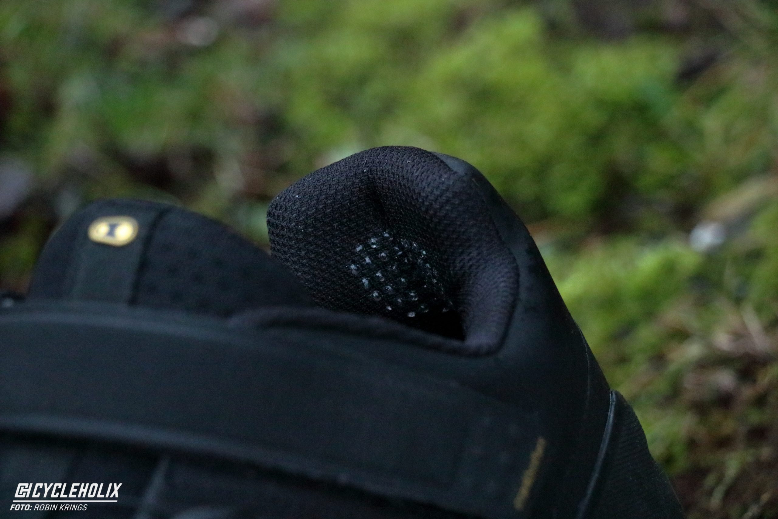 Crankbrothers Mallet E Stamp Schuhe_Heel Dots