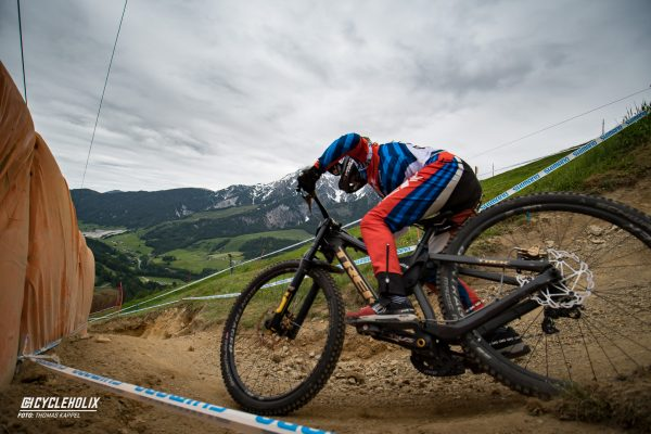 Downhill Worldcup Leogang.