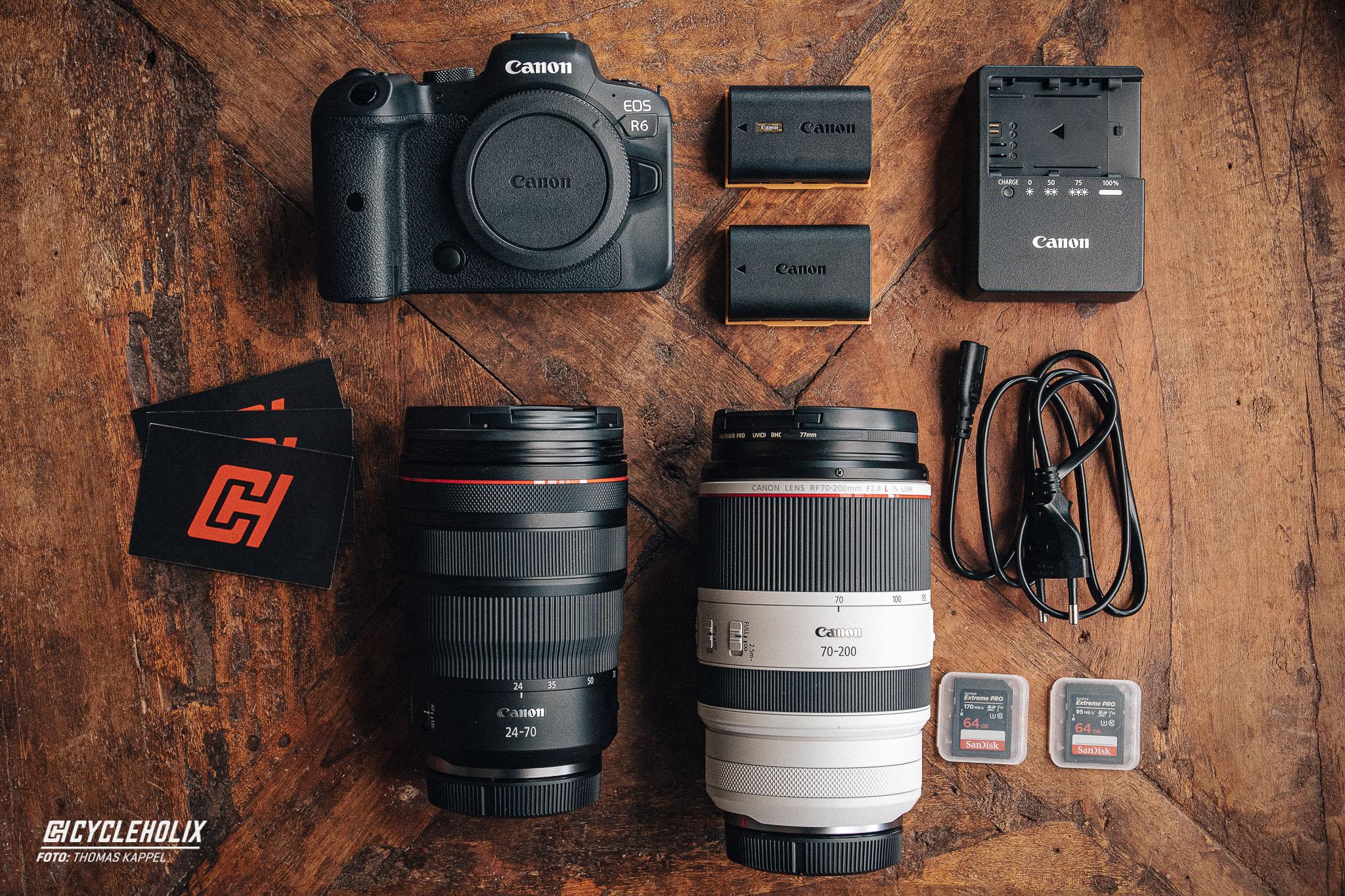 Gear Check, Canon R6