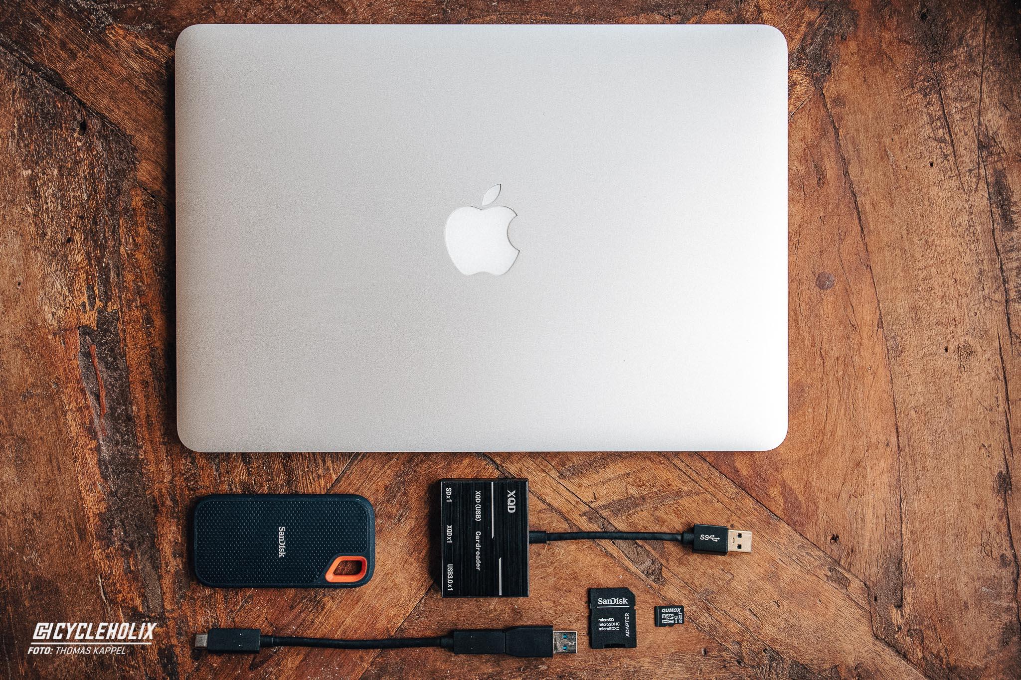MacBook pro und Zubehör