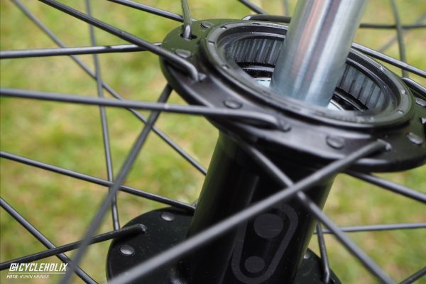 Crankbrothers Synthesis E i9 Alu_Nabe HR Profil