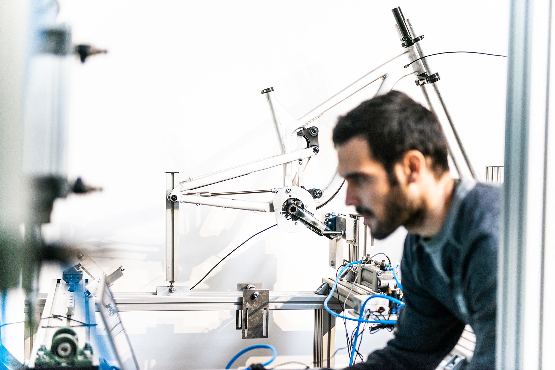 PROPAIN Hugene CF 2021 Engineering Testbench Cycleholix