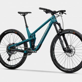 PROPAIN Hugene CF petrol dark 2021 Front Cycleholix