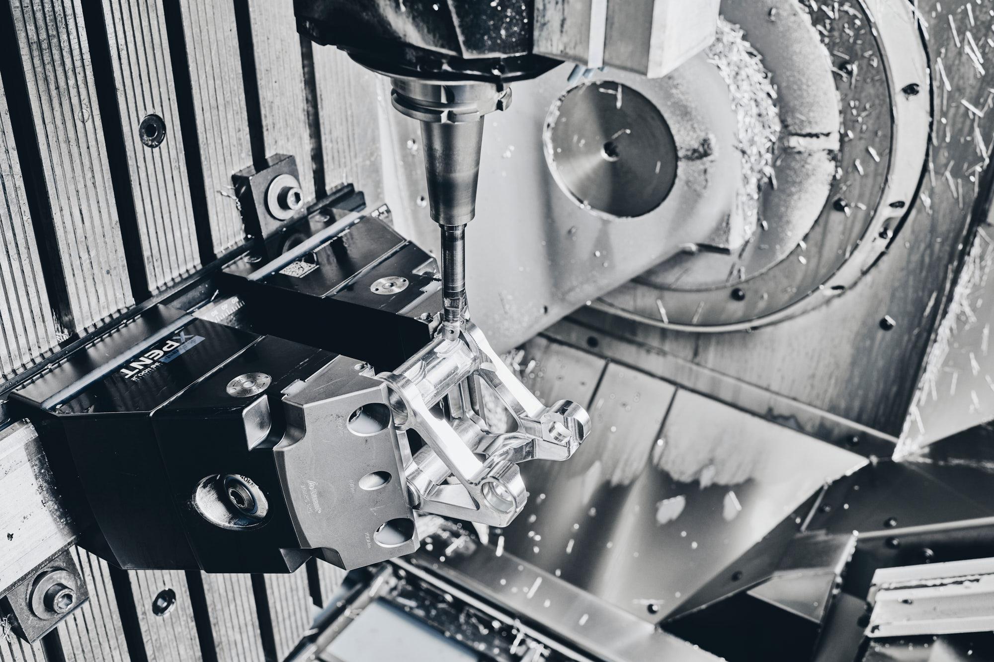 LAST CINTO CNC Machining 004 Cycleholix