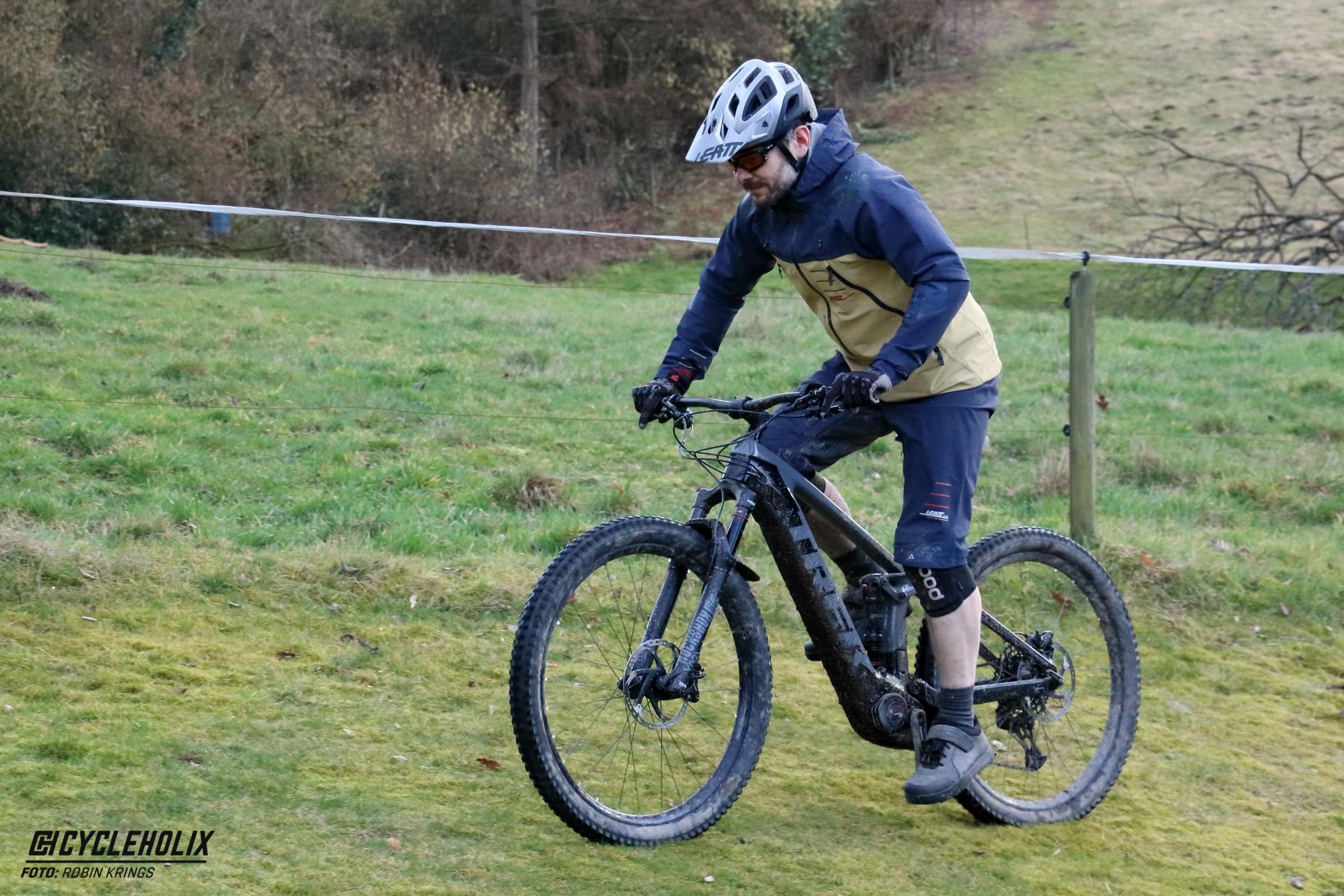 Leatt DBX Cycleholix