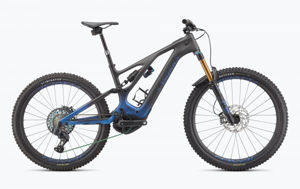 New Specialized Levo S Works Cycleholix
