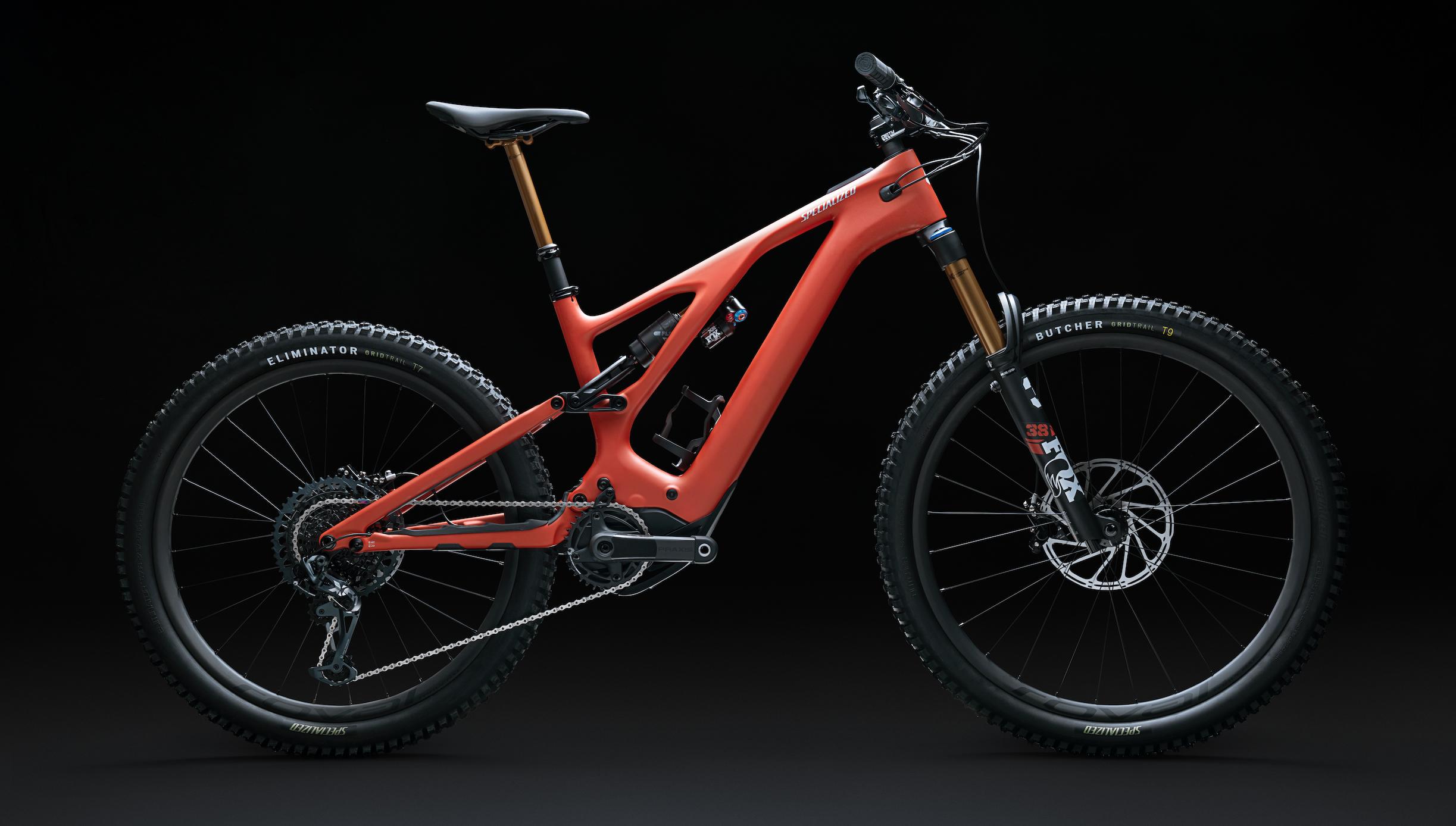 Specialized Levo 01 Cycleholix