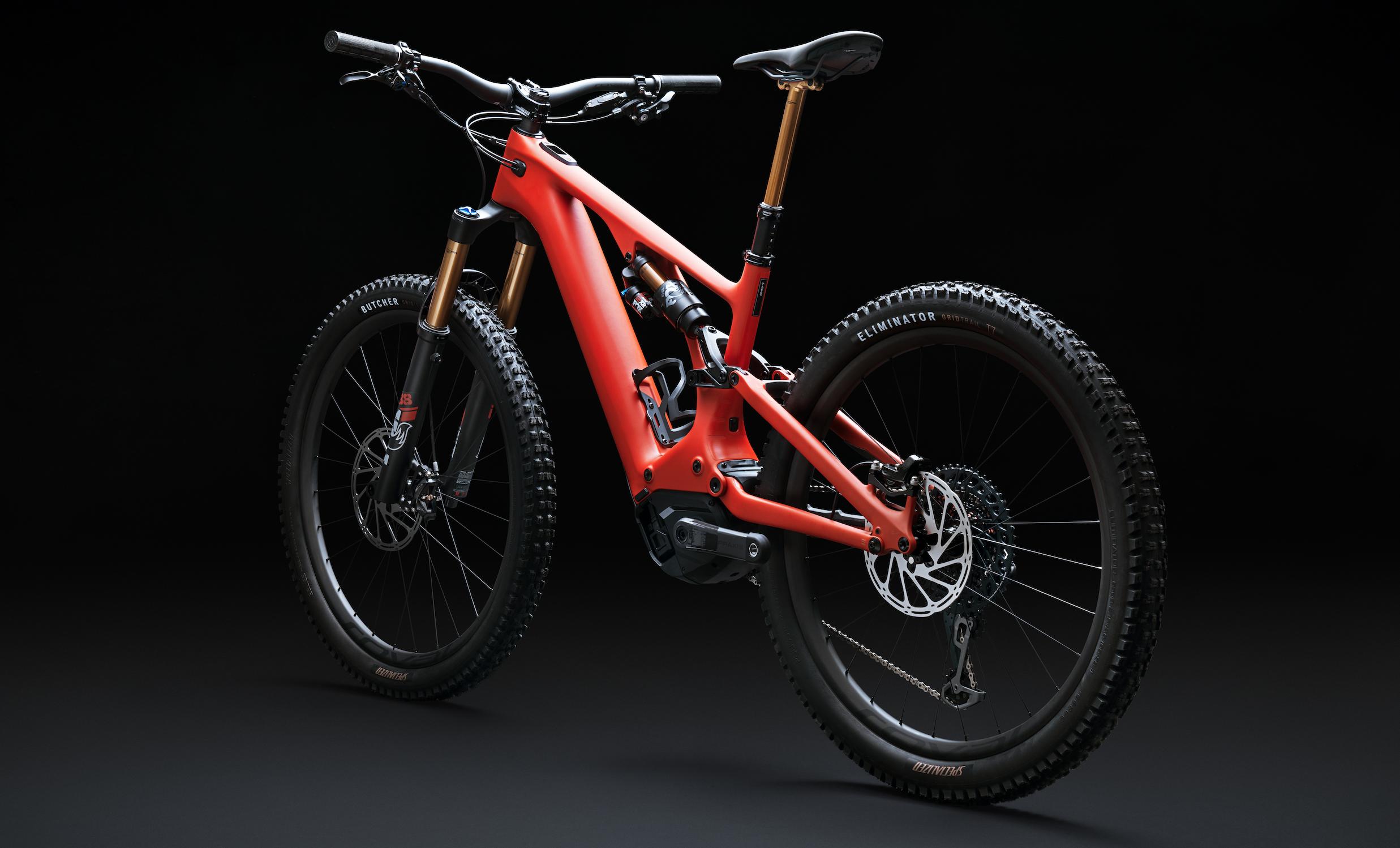 Specialized Levo 03 Cycleholix