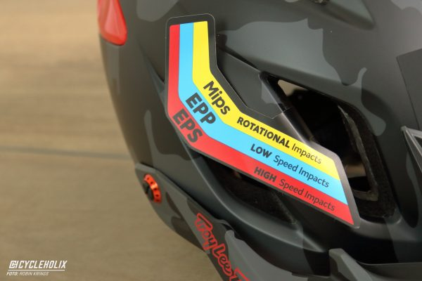 TLD A3 Cycleholix 2605