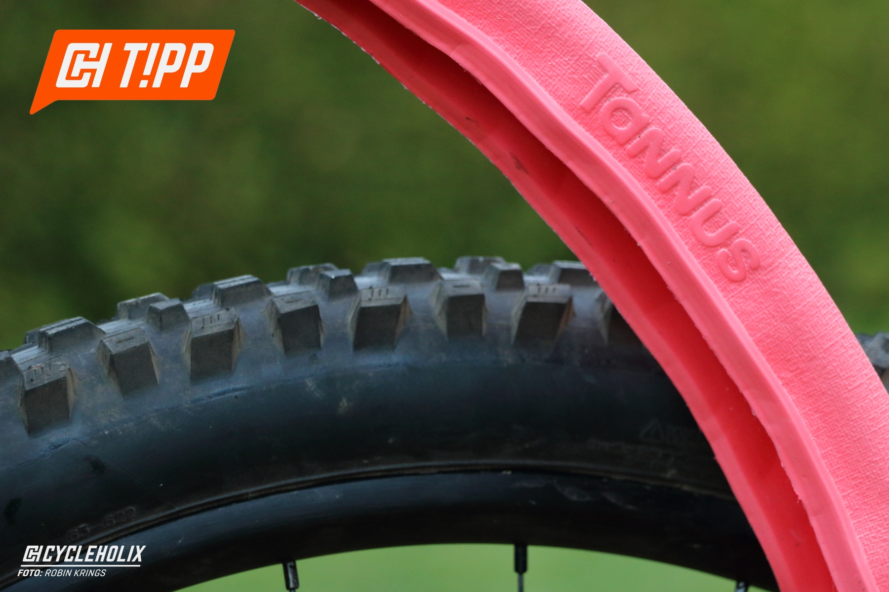 Tannus Armour Tubeless CH Cycleholix
