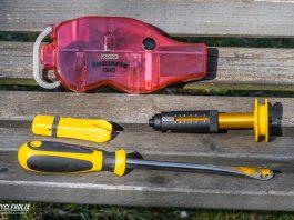 Diese Tools wurden uns von Pedros zur Verfügung gestellt