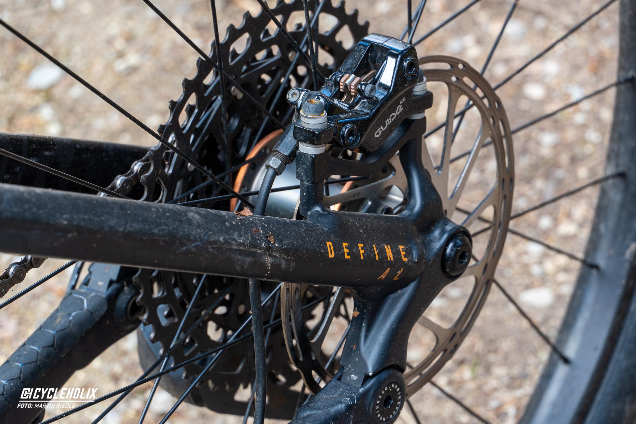 2021 NS Bikes Define 170 17 Cycleholix