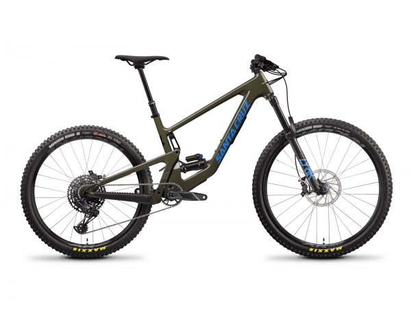MY22 Bronson4 C R Green Cycleholix