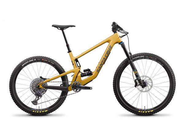 MY22 Bronson4 C S Gold Cycleholix