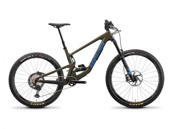 MY22 Bronson4 C XT Green Cycleholix