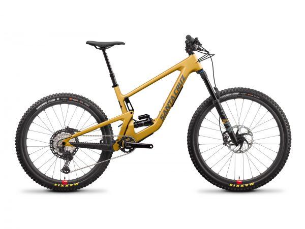 MY22 Bronson4 C XT RSV Gold Cycleholix