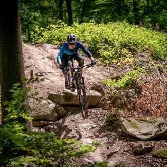 specialized stumpjumper evo 2021 action 18 Cycleholix