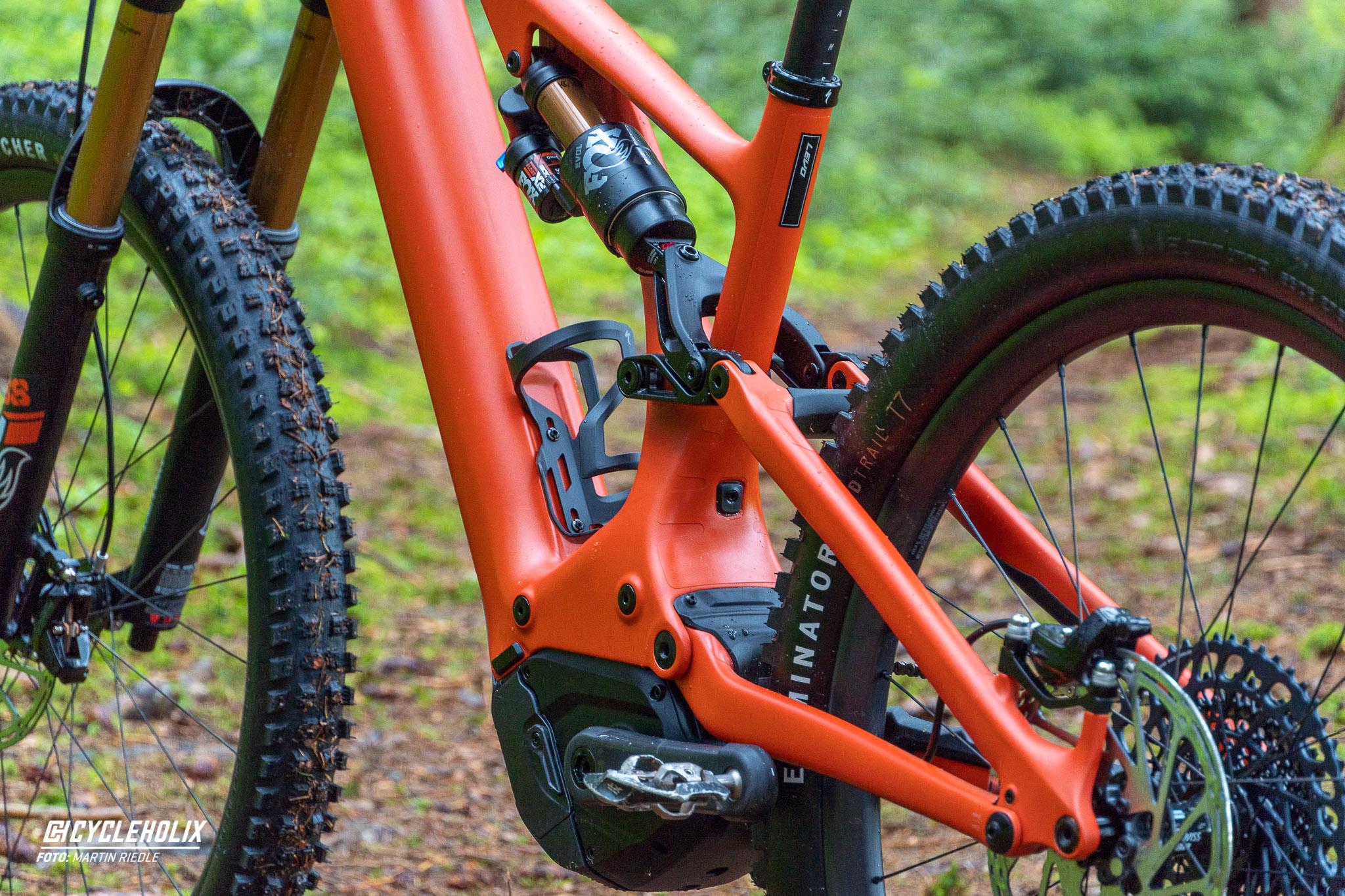 Specialized Levo 15 Cycleholix