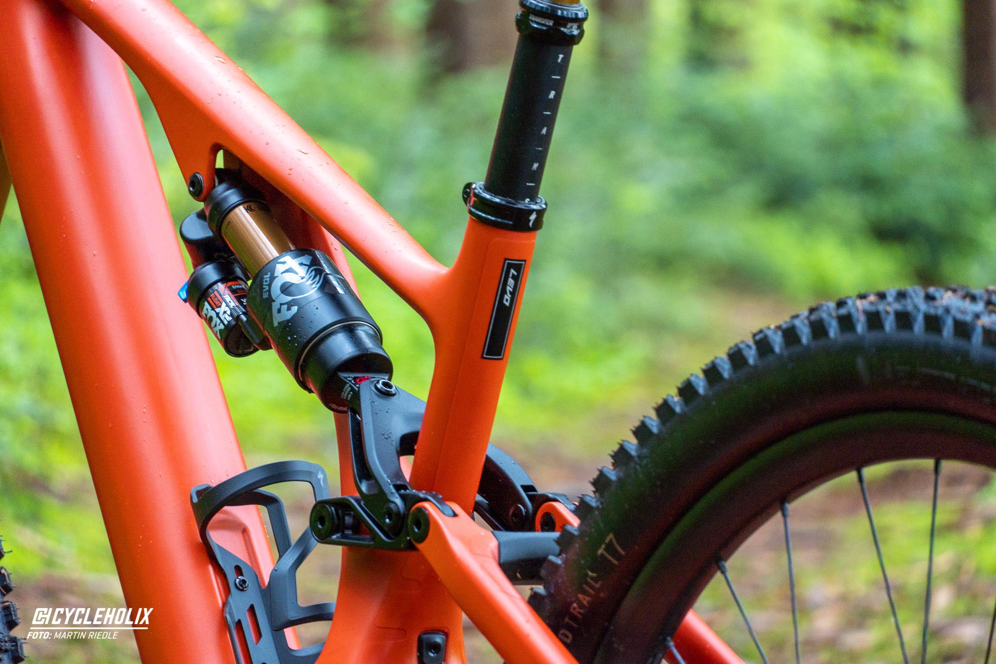 Specialized Levo 16 Cycleholix