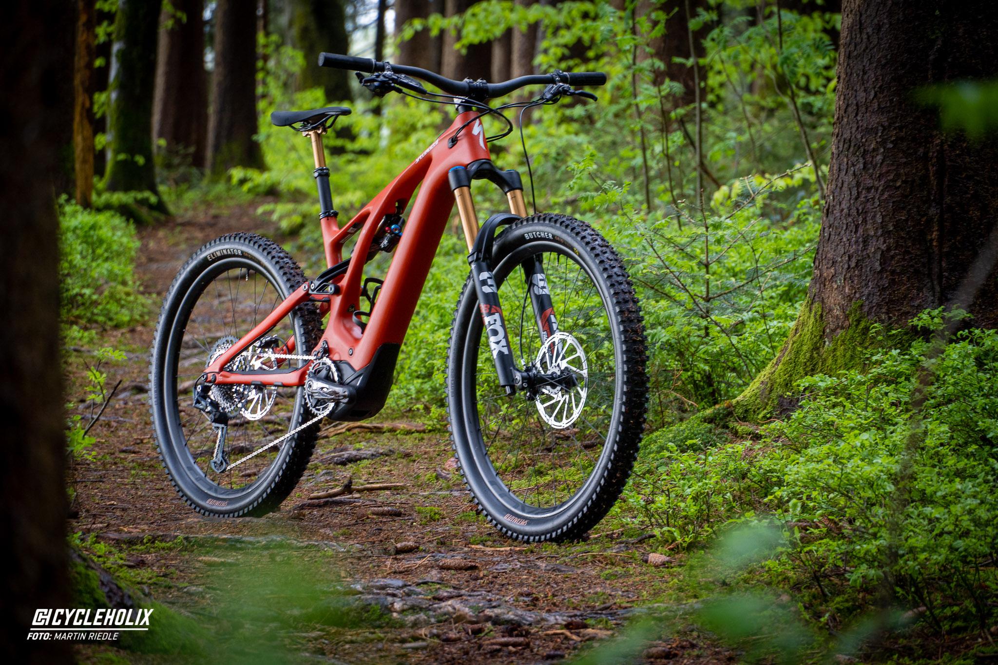 Specialized Levo 25 Cycleholix