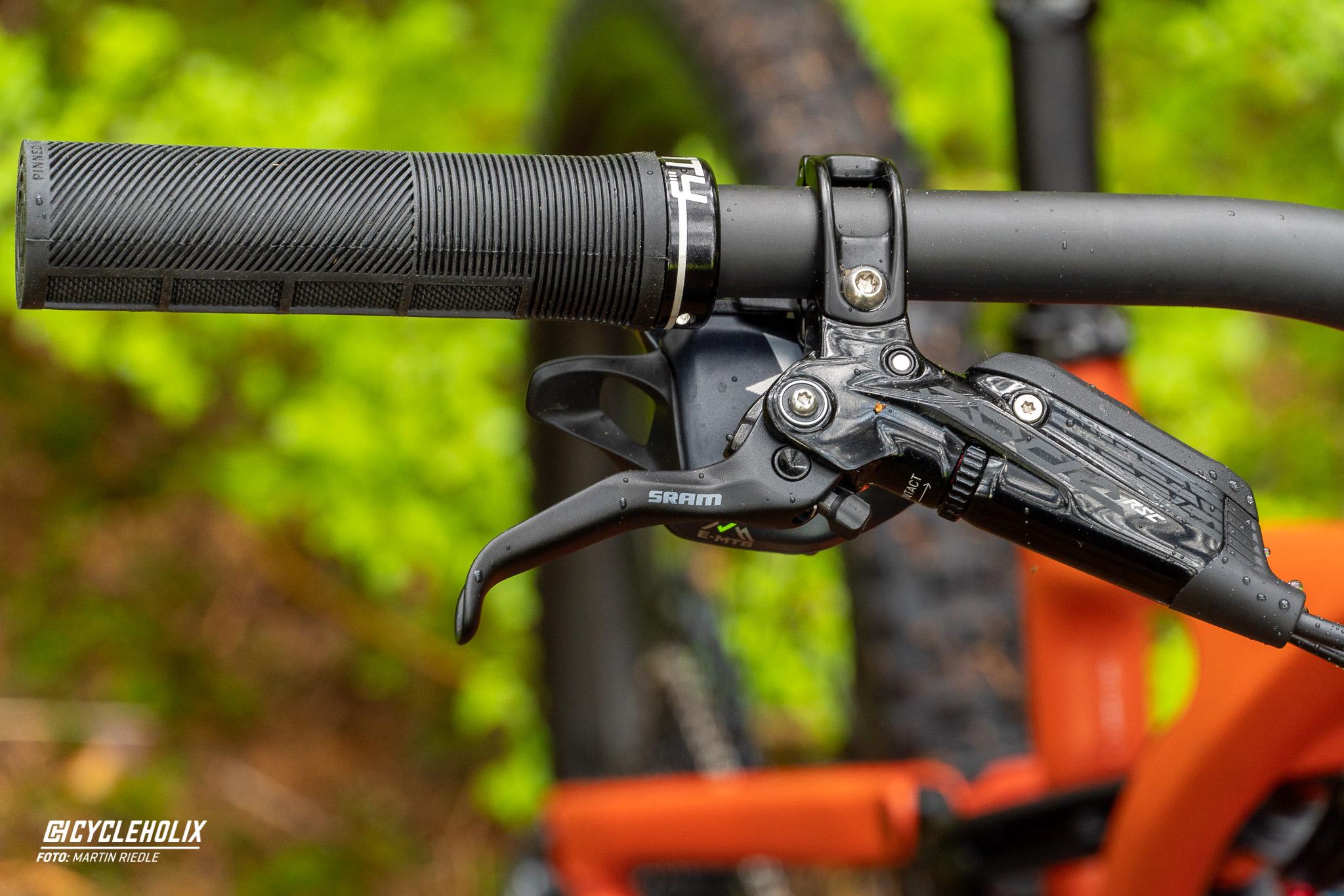Specialized Levo 5 Cycleholix